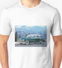 1953 Chrysler Town and Country Wagon Unisex T-Shirt