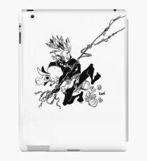 Afro Spider iPad Case/Skin