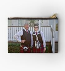 Redlands Sporting Club Pipe Band atWhepstead Manor Open Day Studio Pouch