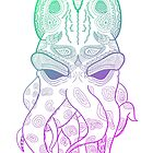 Octopus Graphic by GrimulkinShirts