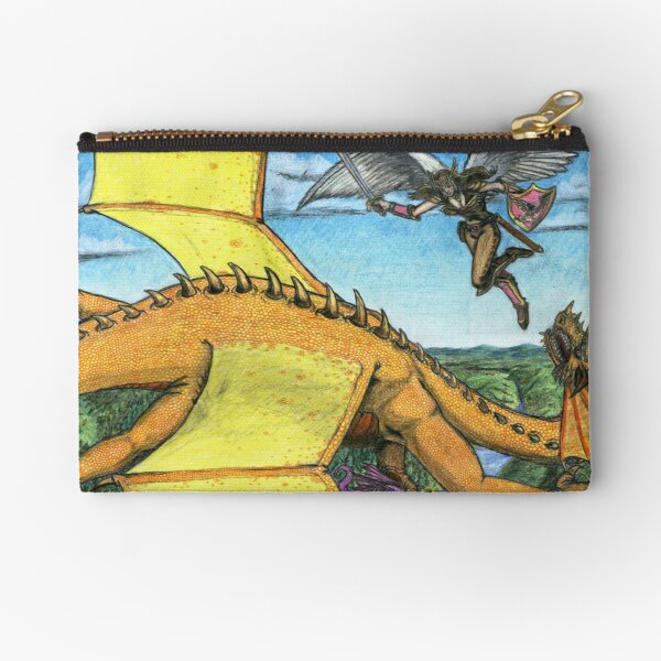 Guardian Zipper Pouch