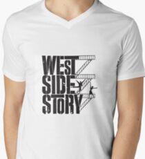West Side Story Men's V-Neck T-Shirt