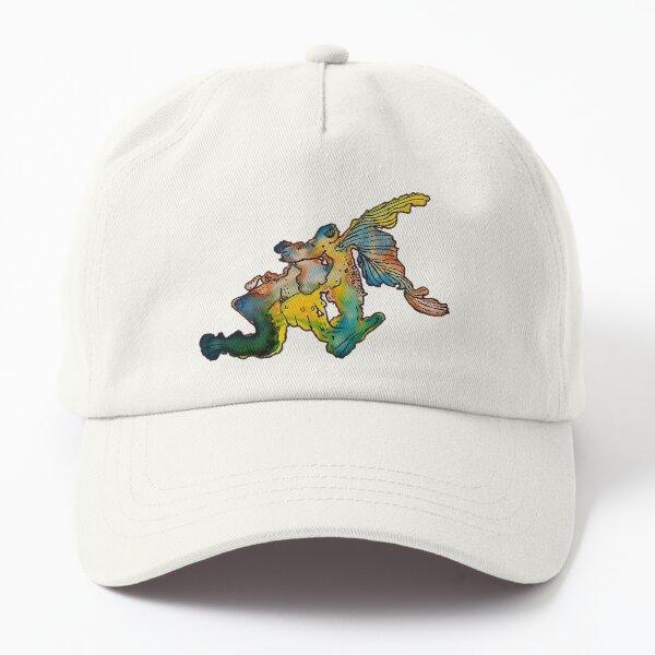 Whimsical Animal Friend Benson Dad Hat