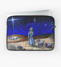 Silent Night Laptop Sleeve