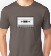 Cassette Tape - Vintage Retro Audio T-Shirt