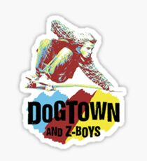 Lords of Dogtown Colors Sticker