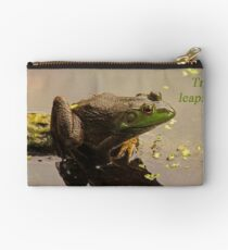 Try Leaping Studio Pouch