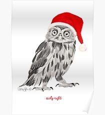 OWLY NIGHT Poster