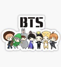BTS 21st Century Girls (Halloween ver.)  Sticker
