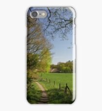 Rural View iPhone Case/Skin