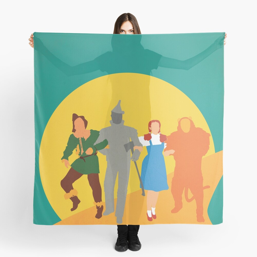 The Wizard of Oz Scarf