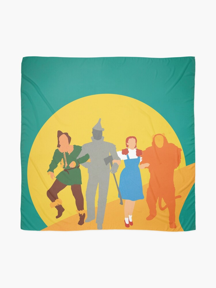 Alternate view of The Wizard of Oz Scarf