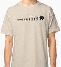 Warhammer 40k Size Chart Classic T-Shirt