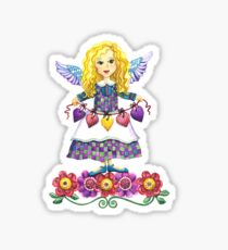 Angel Love Sticker