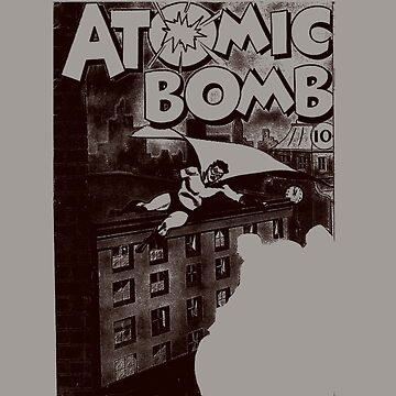 Atomic Bomb by PrinceRobbie