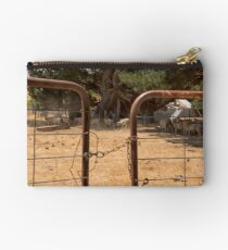 I love a sunburnt country... Studio Pouch