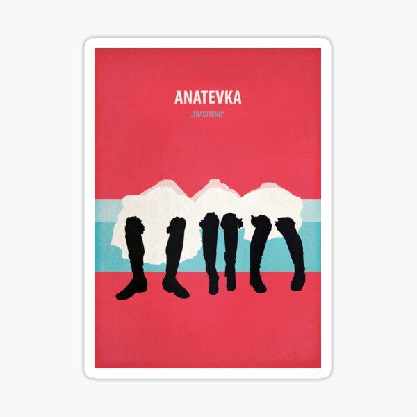 Anatevka Sticker