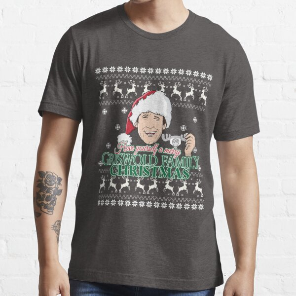Have yourself a merry Griswold Family christmas Essential T-Shirt