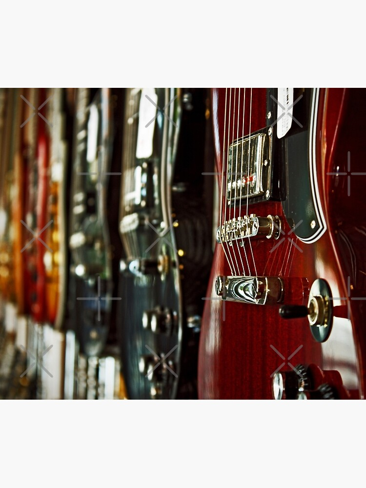 Gibson Guitars by mal-photography