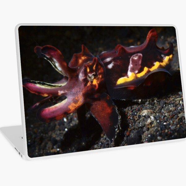 Flamboyant Cuttlefish  Laptop Skin
