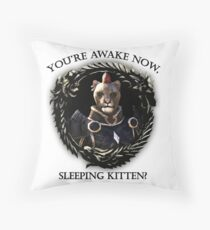 Razum-Dar Throw Pillow