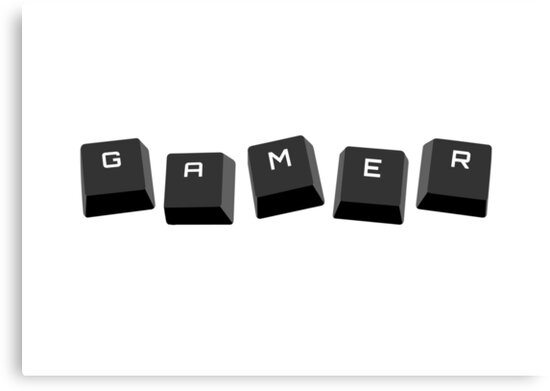 Gamer Keycaps by Stormpixel