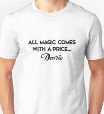 OUAT - All Magic kommt mit einem Preis-Deelie Slim Fit T-Shirt