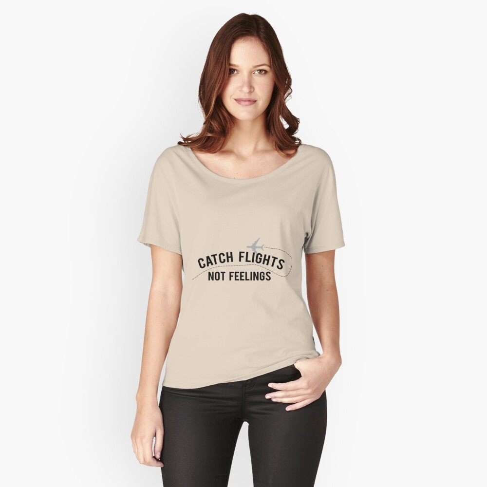 The Travel Motto Relaxed Fit T-Shirt