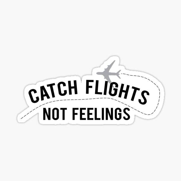 The Travel Motto Sticker