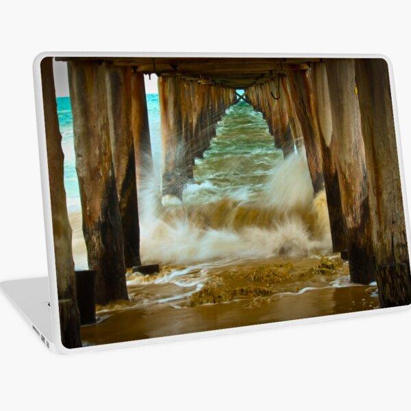 Point Lonsdale Pier Laptop Skin