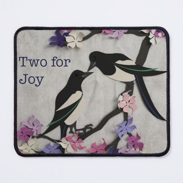 Two for Joy Mouse Pad