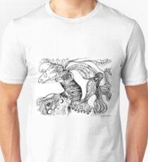 Four Faces Slim Fit T-Shirt