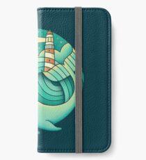 Into the Ocean iPhone Wallet/Case/Skin