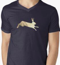 Moon Hare Men's V-Neck T-Shirt