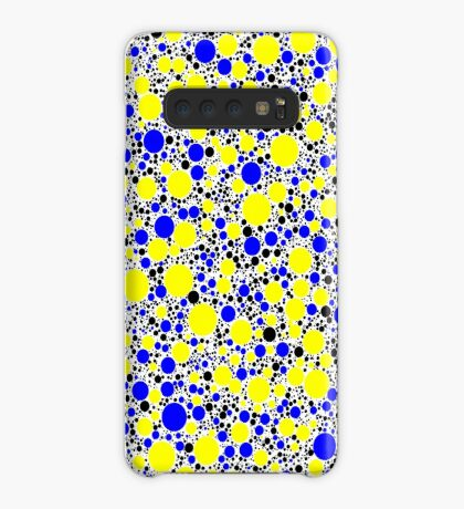 Circle Packing 003 Case/Skin for Samsung Galaxy
