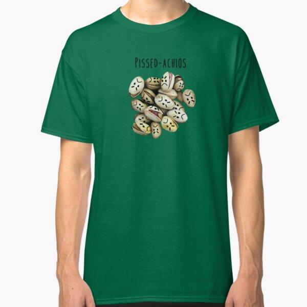 Pissed-achios Classic T-Shirt