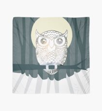 Owl is Calm Scarf