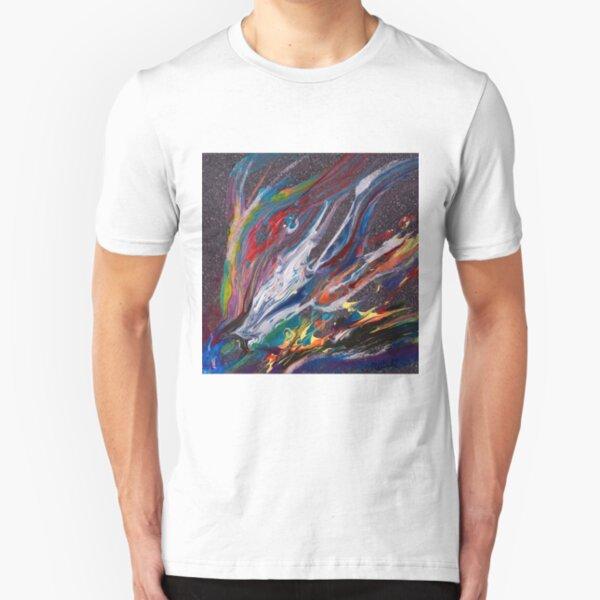 Colour & Spirit Slim Fit T-Shirt