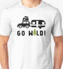 Camp Go Wild T-Shirt