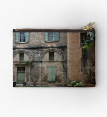 Near the Abbey of Valmagne Studio Pouch