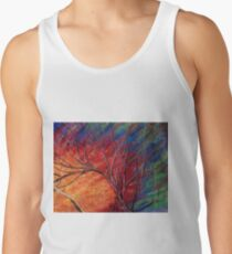 Fractured Skies Tank Top