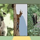 Kuala-Goat-Bear by storecee