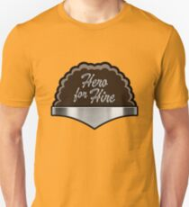 Hero For Hire Bullet Proof Power Man Sweet Christmas T-Shirt