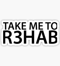 Take Me To R3hab Sticker