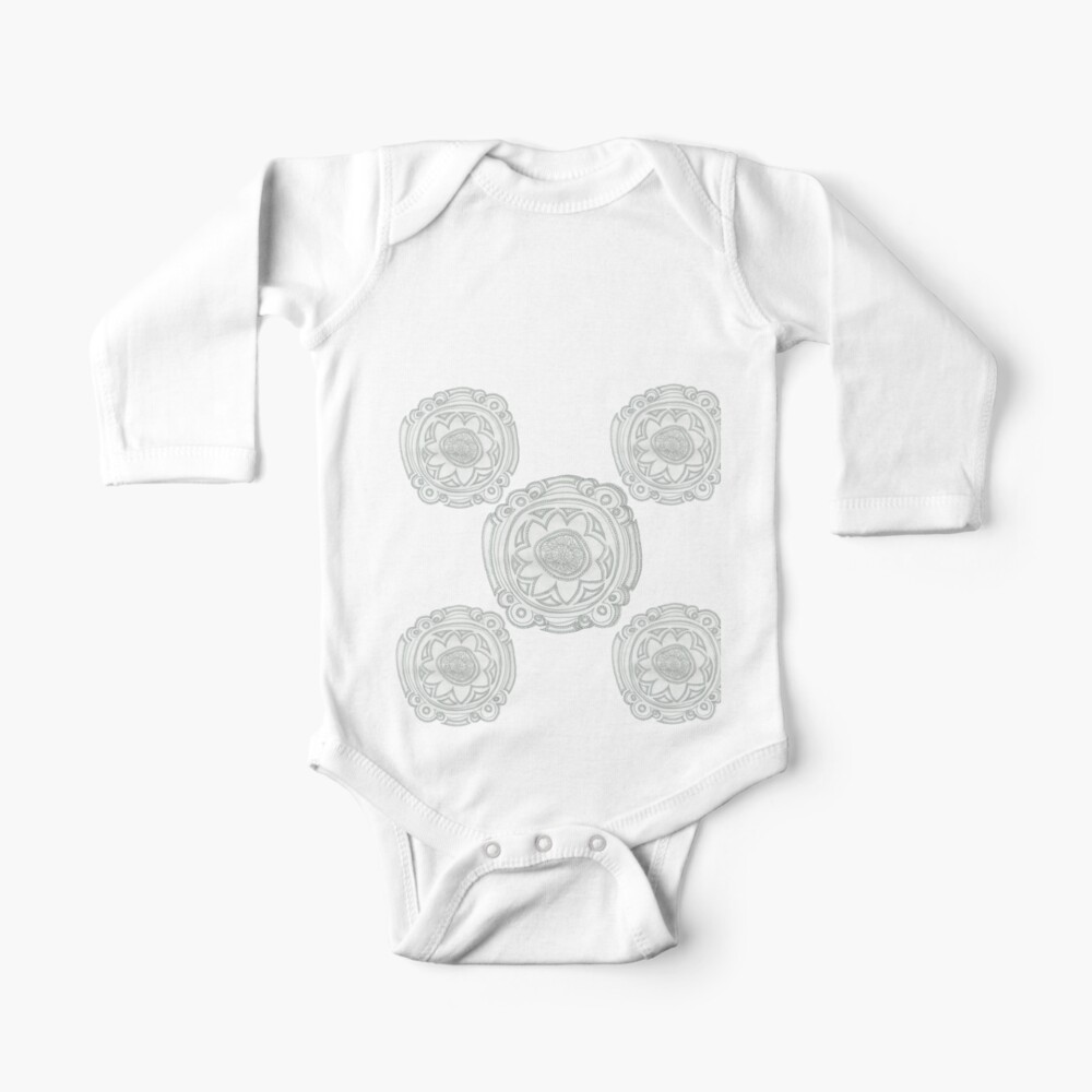 Bubble Globe Baby One-Piece