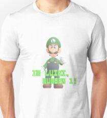 Super Mario Bros. - Luigi T-Shirt