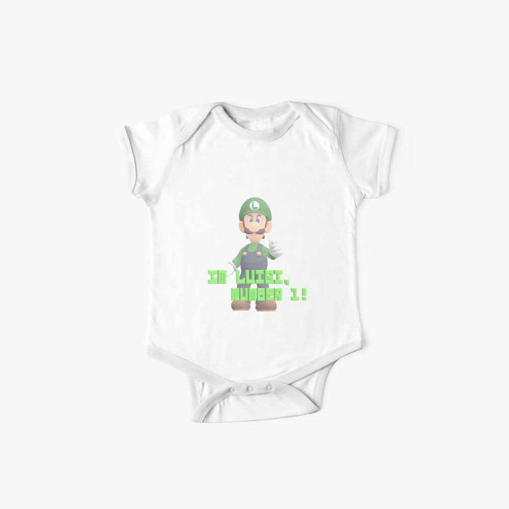 Super Mario Bros. - Luigi Baby Body