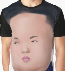 Tiny Face Kim Graphic T-Shirt