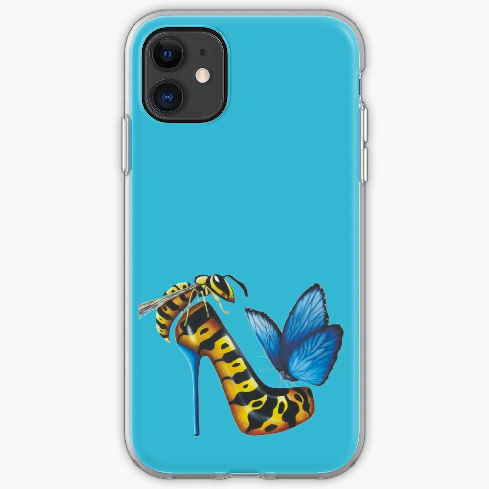 Wasp iPhone Case & Cover
