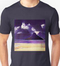 Abstract landscape, modern,trendy,beautiful,contemporary art Unisex T-Shirt